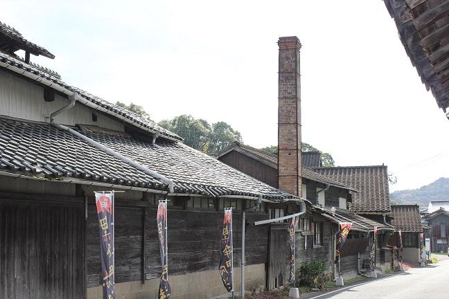 黒牟田・応法地区の街並みの画像