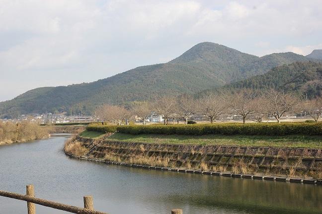 波佐見川の風景写真