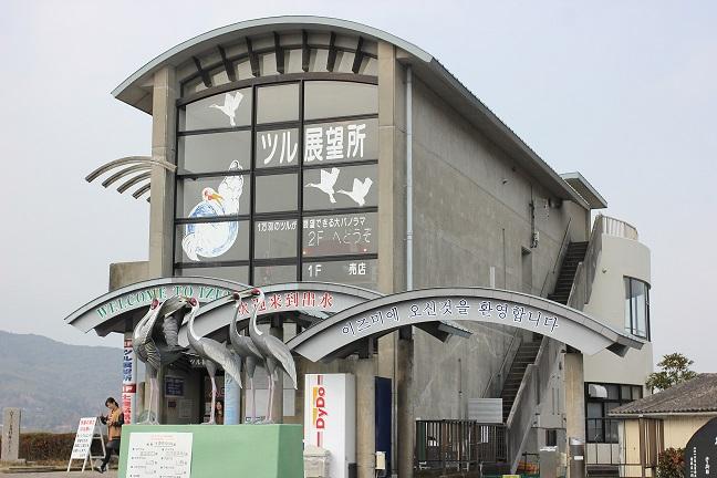 出水市ツル博物館の写真