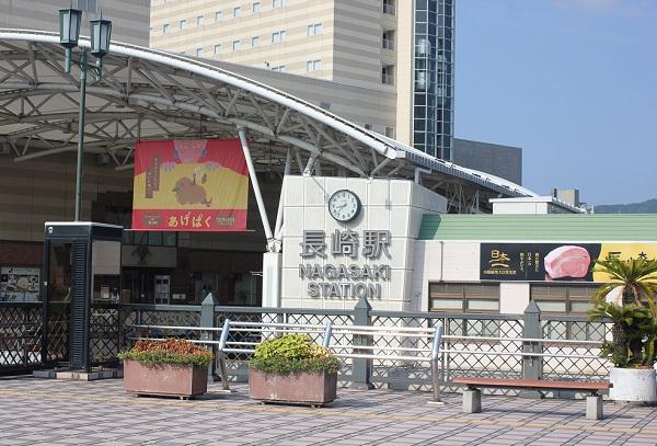 長崎駅の写真