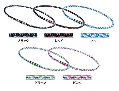 ファイテン(phiten) ネックレス の画像