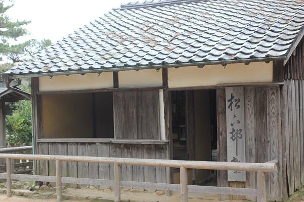 松下村塾の外観写真