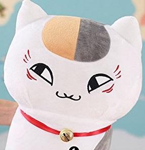 抱き枕 可愛い猫の顔の画像