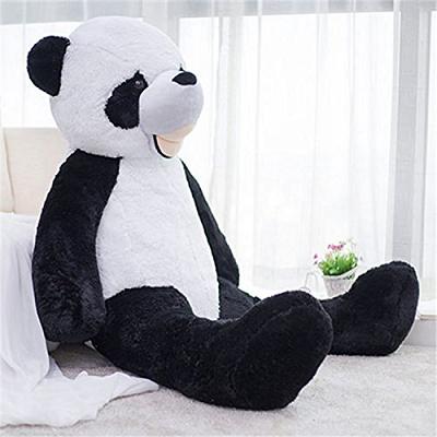 特大 パンダ ぬいぐるみの画像