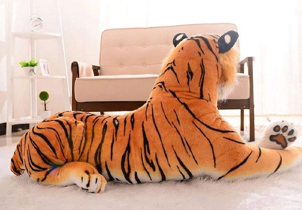 特大 タイガー ぬいぐるみの画像