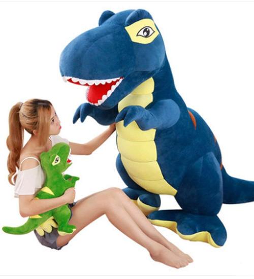 特大 リアル恐竜 ぬいぐるみの画像