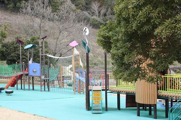 みゆき公園、公園と遊具の写真