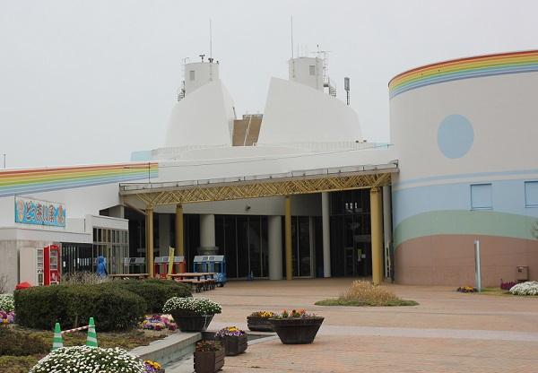 玄海エネルギーパークの外観の写真