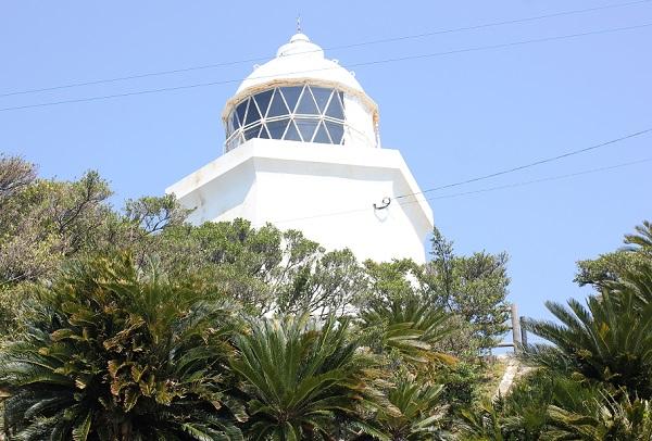 伊王島灯台の写真