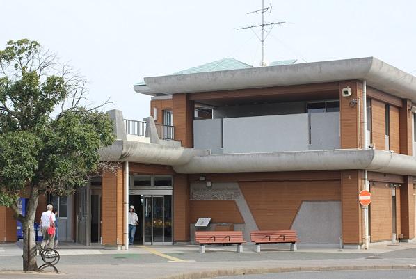 能古島渡船場の外観写真