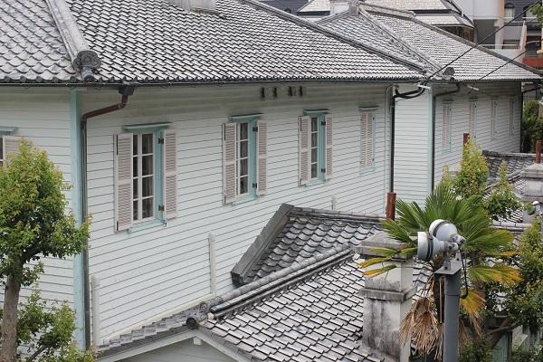東山手洋風住宅群の写真