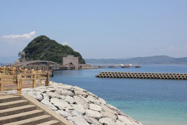 高島飛島釣り公園の写真