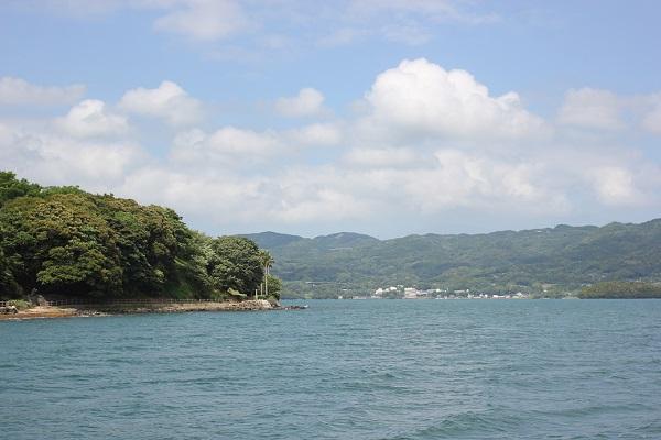 大村湾の写真