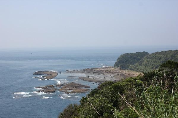 崎戸、北緯33度展望所からの風景写真