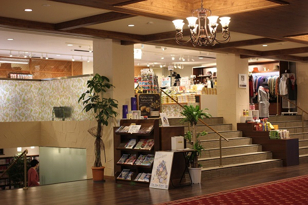 湯快リゾート「雲仙東洋館」のロビーの写真