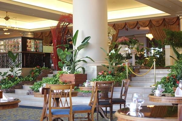 ホテルヨーロッパの「アンカーズラウンジ」の写真