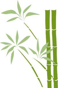 竹のイラスト