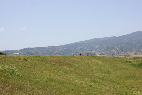 諫早湾干拓地の景色の写真