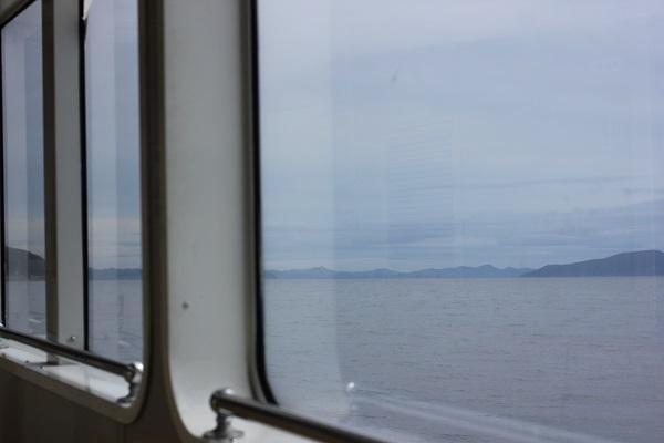 シーガルの窓と窓から見える景色